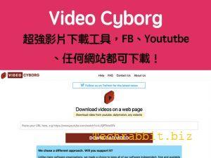 Video Cyborg