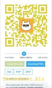 QR Code 產生器