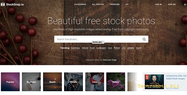 stocksnap無版權圖庫
