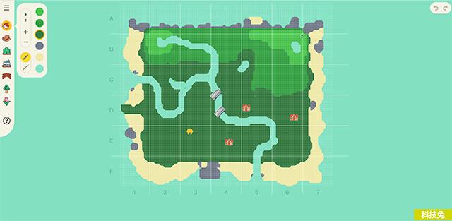 動森島嶼規劃