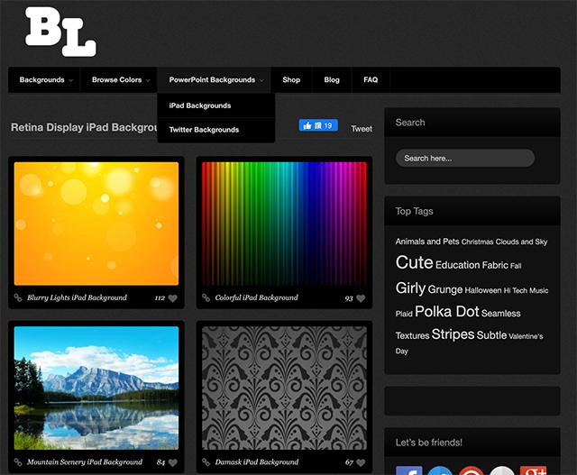 Backgroundlabs免費背景圖片