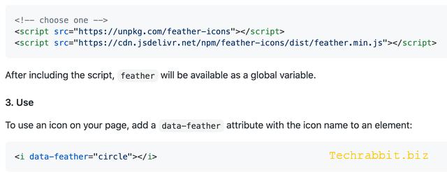 Feathericons 免費SVG向量圖示集