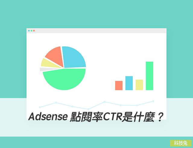 Adsense 點閱率CTR是什麼?網頁、曝光、廣告請求點閱率