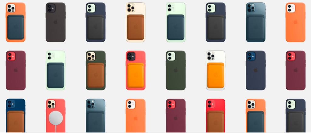 iPhone 12 | 12 Pro MagSafe 矽膠保護殼