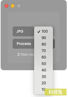 Lens | Mac優質圖片轉檔程式,支援JPG/PNG/GIF,可調整畫質