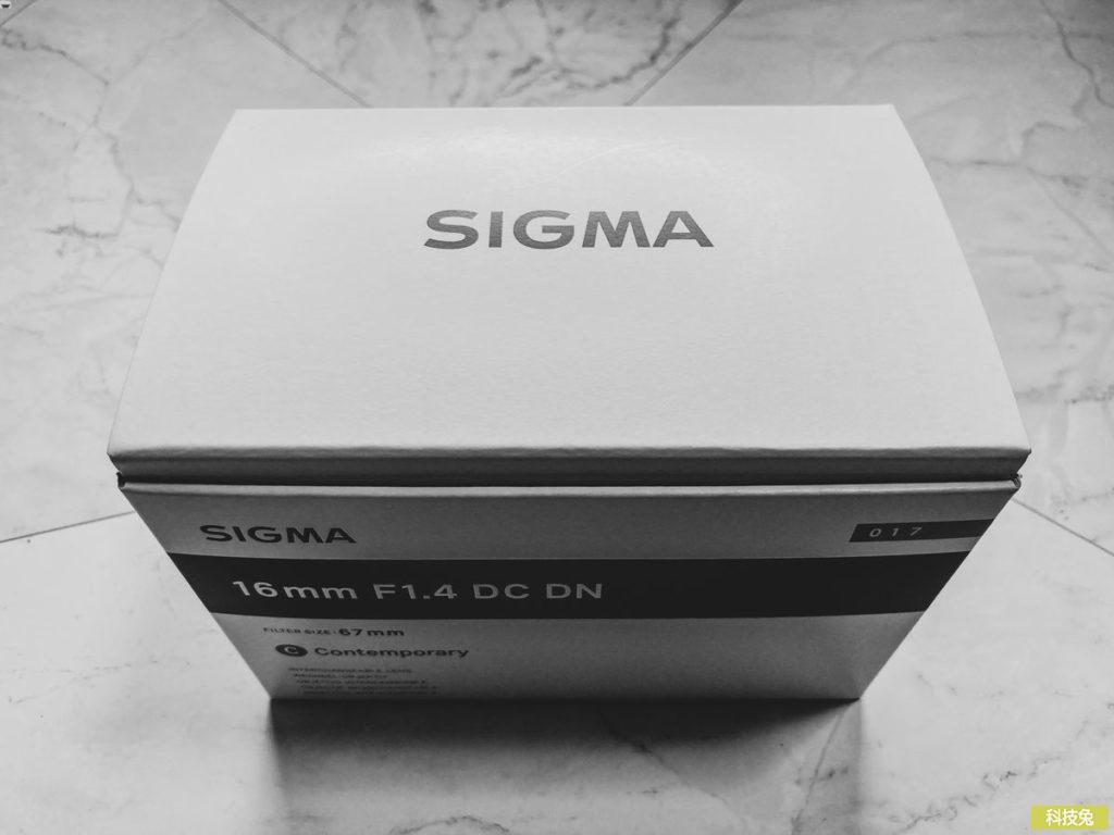適馬Sigma 16mm F1.4 鏡頭