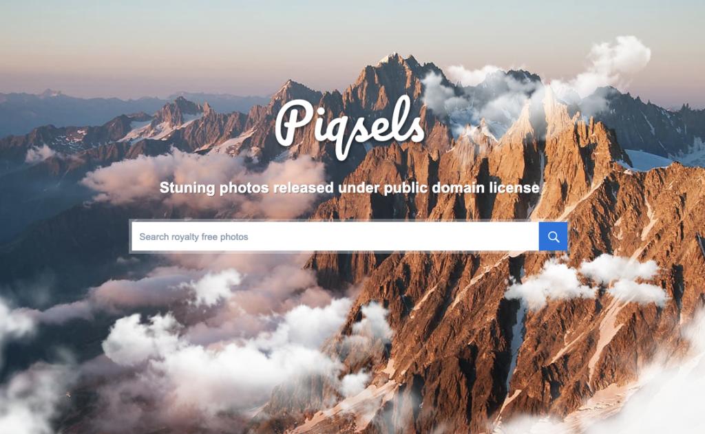Piqsels 免費CC0授權圖庫,無版權圖片