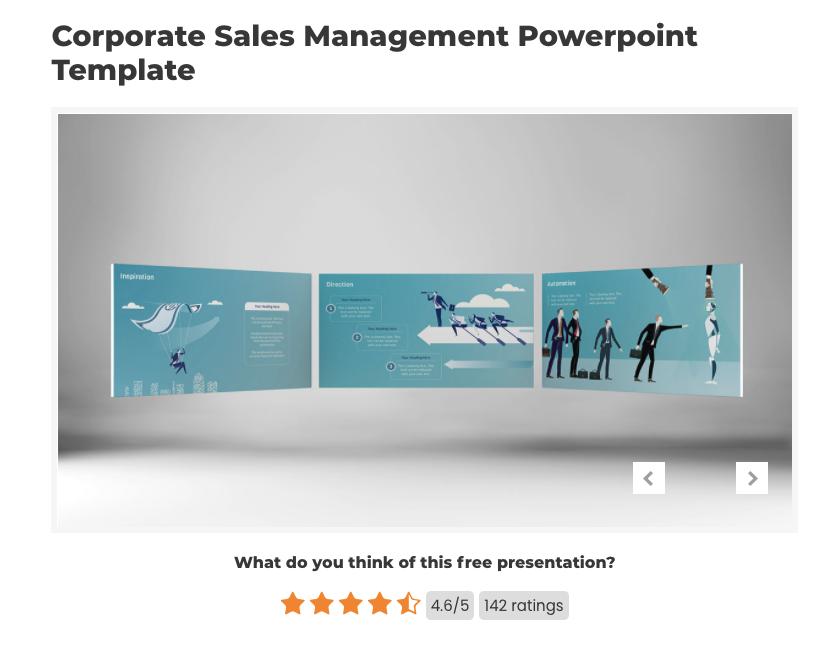 Powerpointify 免費商業 PPT 簡報模板下載