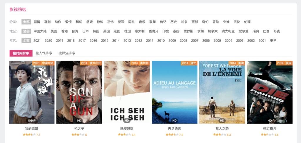 努努影院:免費線上看電影、日劇、韓劇、歐美劇